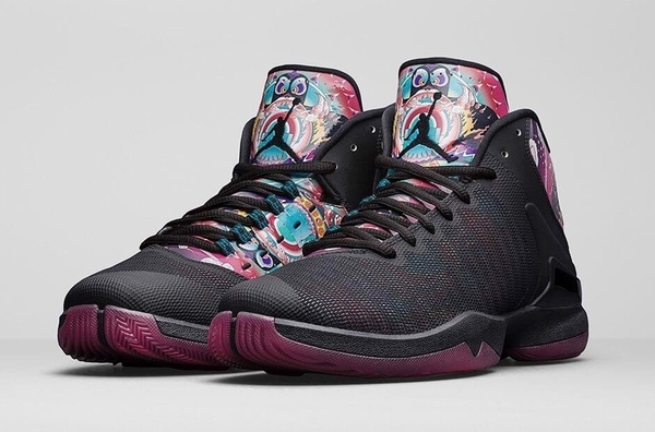 [840476-060] M NIKE AIR JORDAN SUPERFLY 4 PO CHINESE NEW YEAR