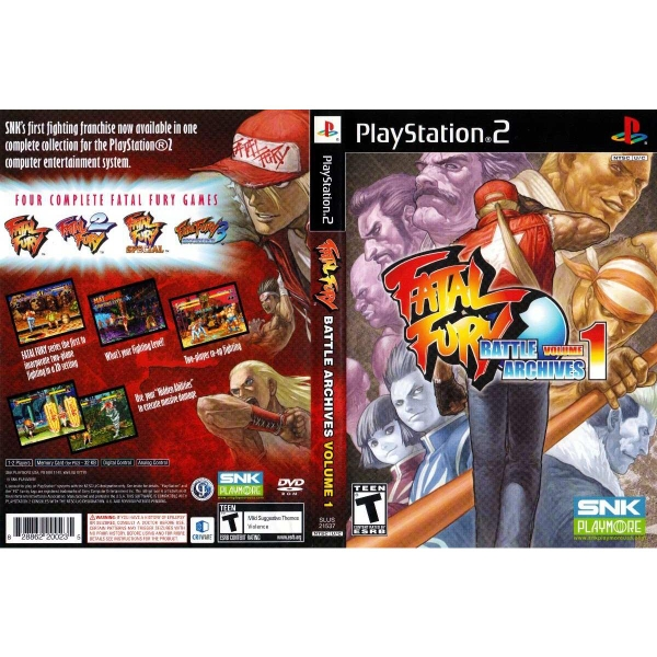 fatal-fury-battle-archives-vol-1