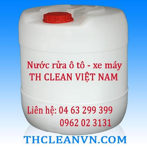 nuoc-rua-o-to-xe-may-thcleanvn-can-25-lit
