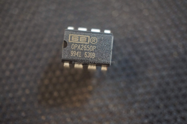 original-dual-wideband-low-power-voltage-feedback-operational-amplifier-opa2650-