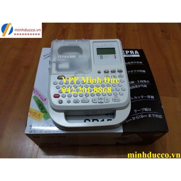 may-in-nhan-tepra-sr150v
