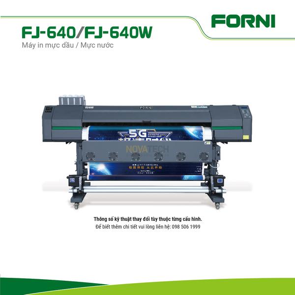 Máy in decal 1.5m FORNI FJ-640