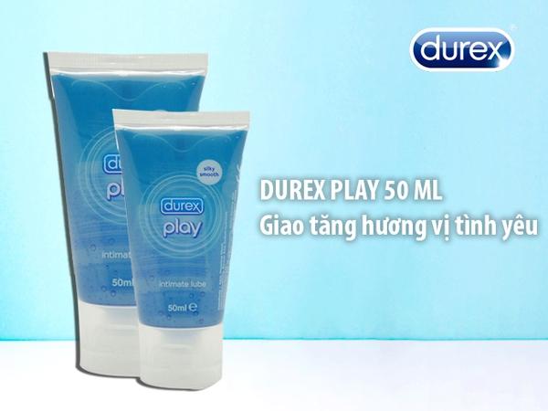 Gel Bôi Trơn Durex Play 50ml