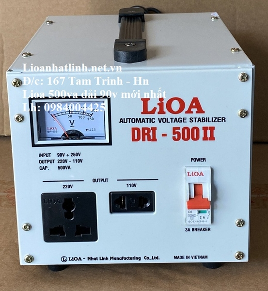on-ap-lioa-500w-dri-500-ii-doi-moi-nhat