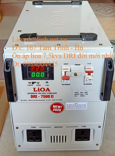 on-ap-lioa-7-5kva-7-5kw-7-5kg-model-dri-7500-ii-doi-moi-nhat