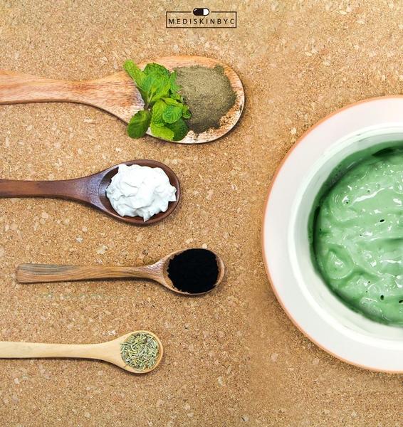 Mặt nạ thải độc Cure C+ (Cure C+ Detox - Detox Clay Mask) | SEOULGROUP