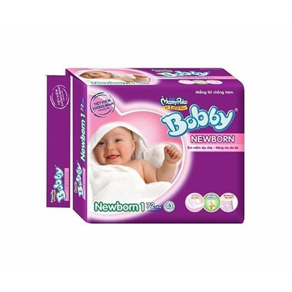 BỈM BOBBY NEWBORN1 Diapers