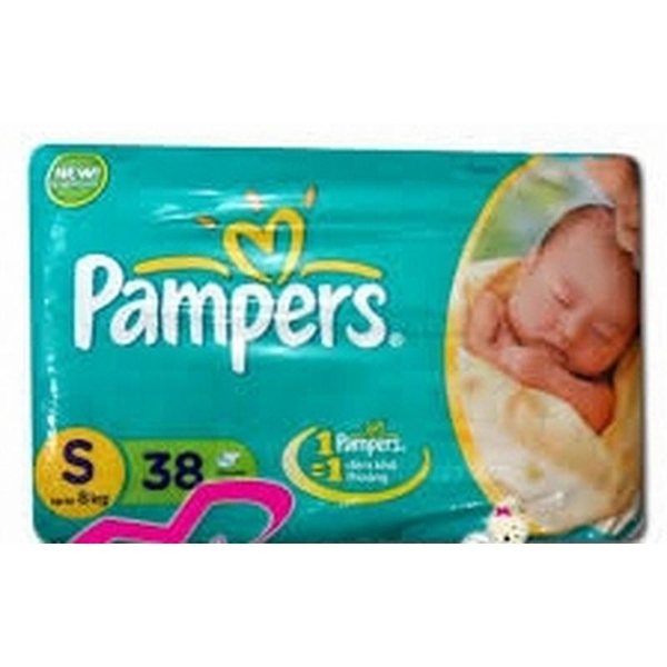 Bỉm Pampers S