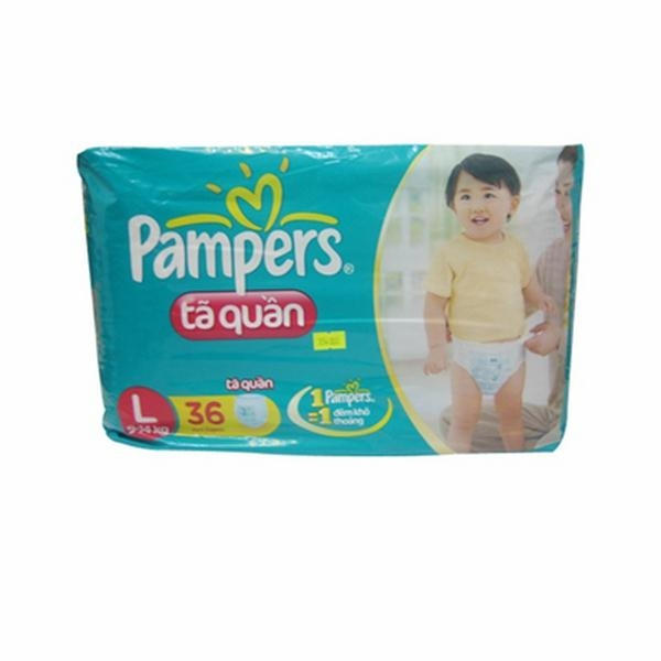 Bỉm Pampers L