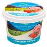 KemNew zealand Natural Premium Icecream strawberry surprise Supreme 125ml