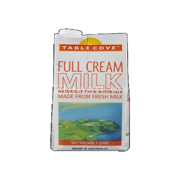 Sữa Table Cove Full Cream 1L