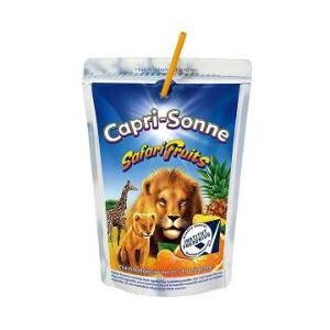 NƯỚC DỨA Capri-Sonne SAFARI FRUITS 200ML