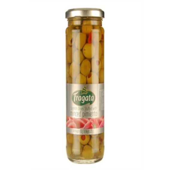fragata minced pimiento olives 450g