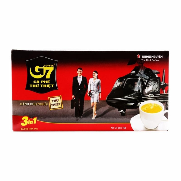 Coffee G7 3in1 336g