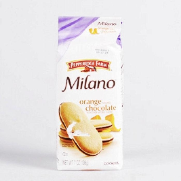 Bánh Quy Pepperidge Farm Milano Cookies Orange 198gr
