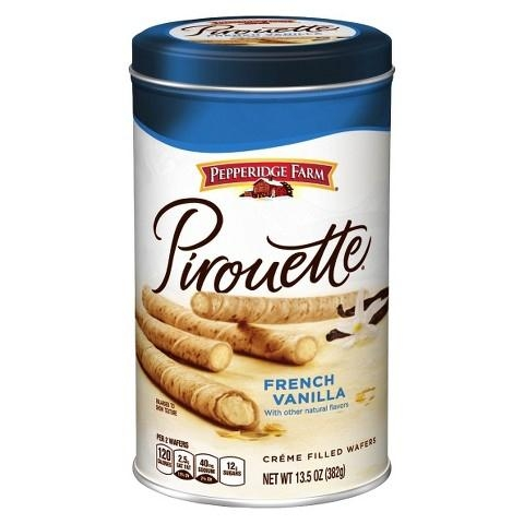 Bánh quy Pepperidge Farm Pirouette French Vanilla Wafers - 13.5 oz