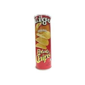 Khoai Tay ligo potato chips (original flavor)160gr