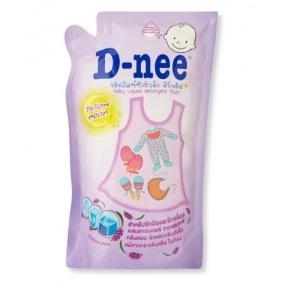 Dung dịch giặt xả D-nee Yellow Moon Baby Liquid Detergent 700ml
