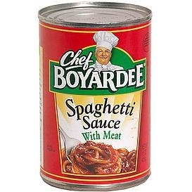 Sốt Mỳ Chef Bouardee Spaghetti Sauce Whith Meat 425g