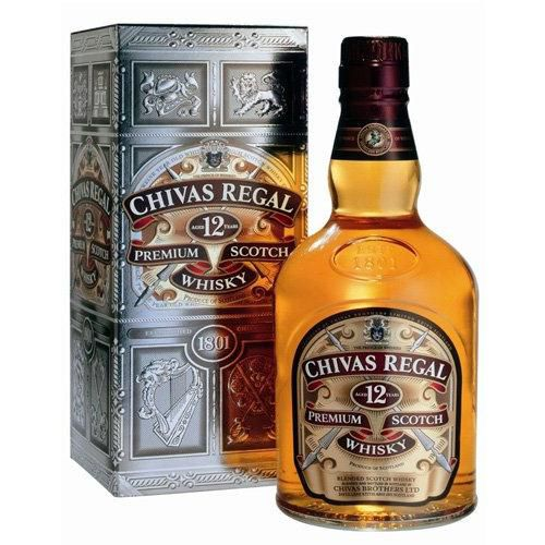 Rượu­ Chivas Regal 12yr Premium Blended Scotch Whisky 75cl