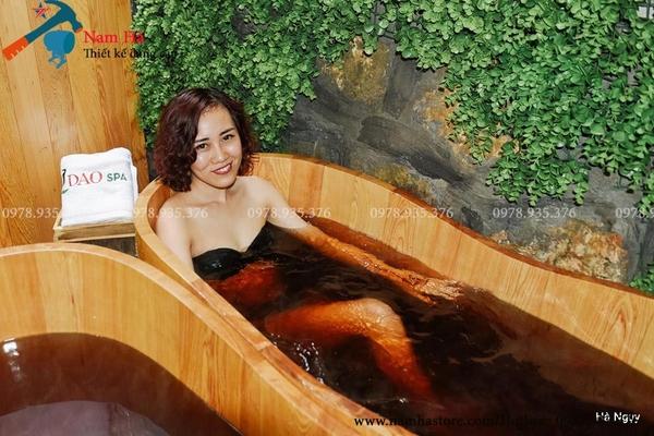 thung tam go cho resort