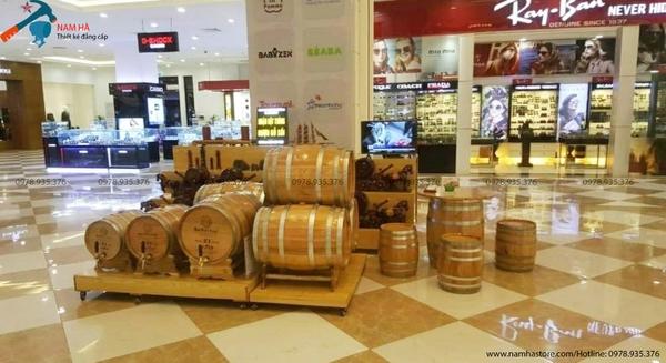 Thùng rượu gỗ sồi – Báo Giá Thùng gỗ sồi mới nhất 2021