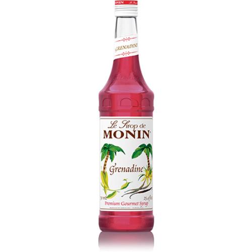 Siro Monin Lựu Cây 700ml (Grenadine)