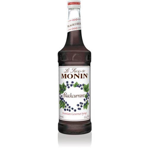 Siro Monin Nho Đen( Blackcurrant ) - 700ml