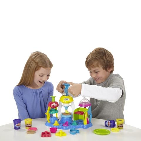 Bé học được gì từ sản phẩm đồ chơi đất nặn này