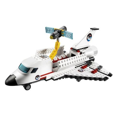 Lego City 60078 - Tàu con thoi tiện ích được thiết kế giống hệt mô hình thực