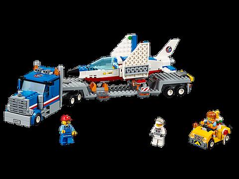 Bộ xếp hình Lego City 60079- Máy bay huấn luyện phản lực thỏa mãn ước mơ làm phi công của bé