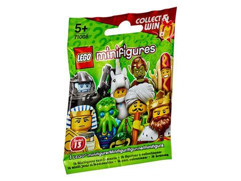 Hình ảnh túi đựng bên ngoài sản phẩm Lego Minifigures 71008 - Nhân vật LEGO số 13