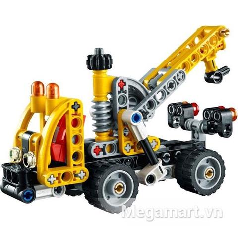 Cùng khám phá chiếc xe trong bộ Lego Technic 42031 - Xe Nâng