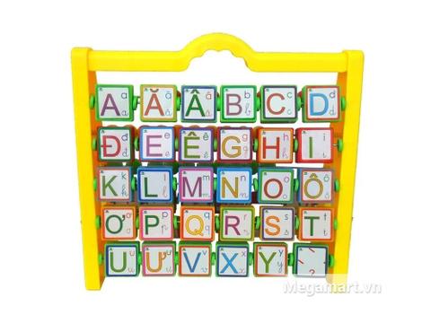 Antona Bảng chữ số đa năng mẫu 1 đồ chơi giáo dục thông minh cho bé