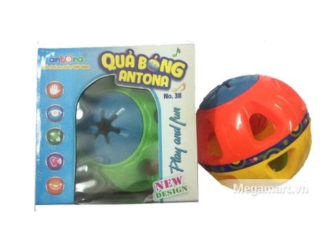 Antona quả bóng tập đi tăng khả năng vận động cho trẻ nhỏ