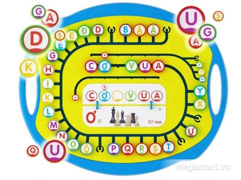 Antona Kiwi 9 chủ đề - Đồ chơi giáo dục thông minh cho bé