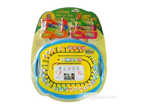 Đồ chơi Antona Kiwi 9 chủ đề 9 quyển sách cho bé vừa học vừa chơi