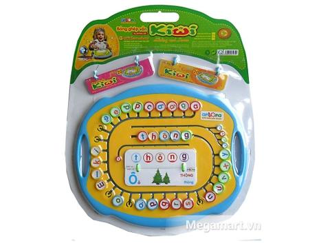 Vỏ hộp chắc chắn của đồ chơi Antona Kiwi chữ thường M2 - Hộp meca