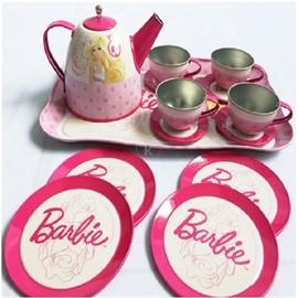 Barbie Bộ ấm trà Barbie được làm từ chất liệu cao cấp bền đẹp