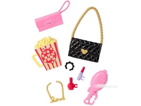 Barbie Bộ phụ kiện thời trang - Hình ảnh vỏ hộp sản phẩm