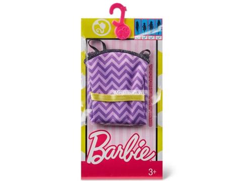 Barbie Bộ phụ kiện váy đầm thời trang - Hình ảnh vỏ hộp sản phẩm