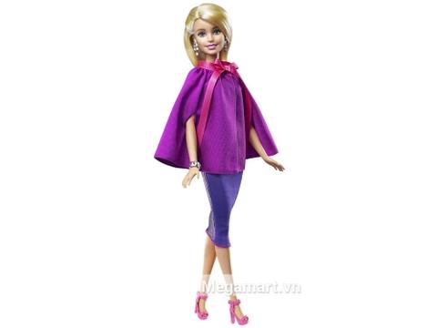 Barbie sang trọng đi dự tiệc