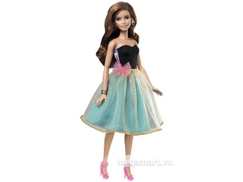 Barbie Bộ sưu tập thời trang sáng tạo - đồ chơi an toàn, sáng tạo