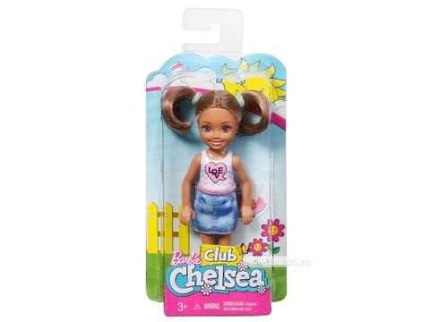 Barbie Búp bê Chelsea và những người bạn - Hình ảnh vỏ hộp sản phẩm