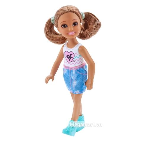 Barbie Búp bê Chelsea và những người bạn - hiện đại