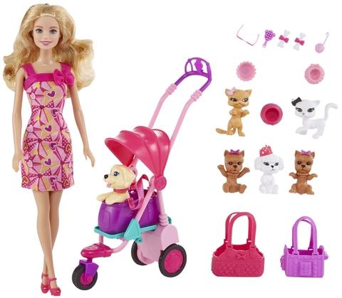 Các chi tiết xuất hiện trong Barbie Cửa Hàng Thú Cưng