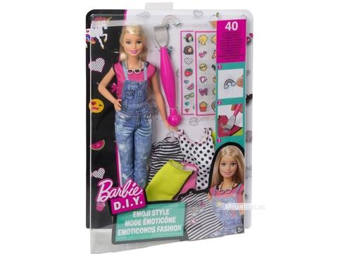 Barbie D.I.Y - Tạo mẫu thời trang với vỏ hộp và đóng gói chắc chắn