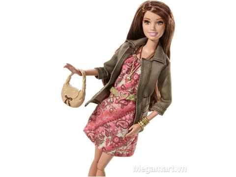 Nhân vật trong bộ Barbie Dạo phố sành điệu