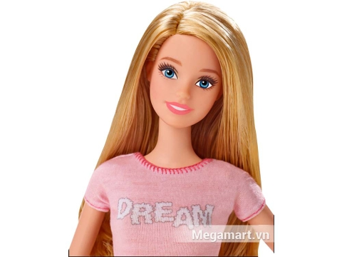 Đồ chơi Barbie Fashionistas - Áo Dream hồng món quà ý nghĩa cho bé