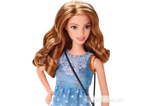 Barbie Fashionistas - Váy vải người bạn tốt của bé